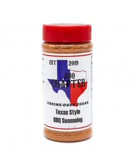 Seasoning Texas BBQ Chapter SuckleBusters 340g