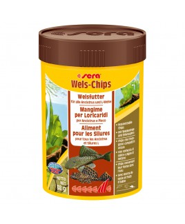 Mangime Sera Wels-Chips 100ml