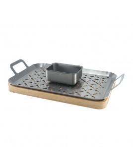 Set per Fondue alla griglia Charcoal Companion CC3530