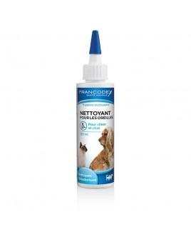 Soluzione per l'igiene dell'orecchio di cani e gatti 125ml Zolux