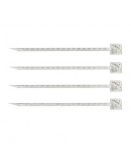 Spiedini aromatizzanti in acciaio inox set da 4 pezzi Charcoal Companion CC5133