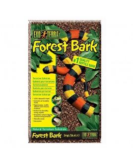 Substrato igrometro per terrari Forest Bark 24lt Exo Terra Askoll