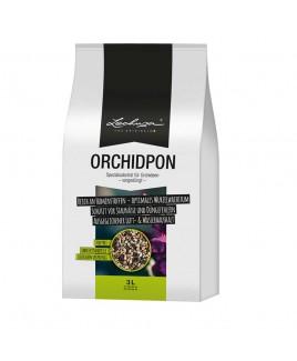 Substrato OrchidPon Lechuza 3 litri