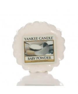 Tart (Cialda) Baby Powder Yankee Candle