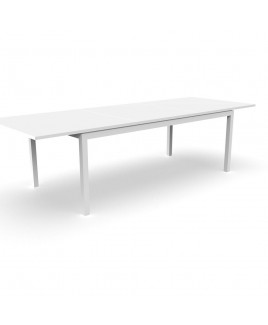 Tavolo allungabile Adam 200/280x90xh75cm bianco Talenti ADM200B