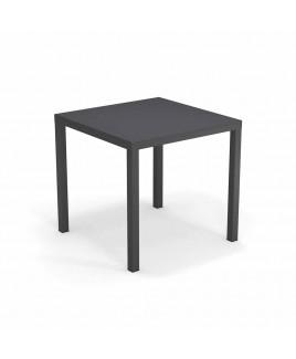 Tavolo Nova 80x80cm ferro antico Emu 308572200