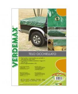 TELO OCCHIELLATO 4X5M VERDEMAX V006804