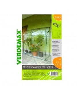 Telo ricambio serra a parete Oleander Verdemax V002645