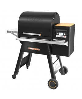 Barbecue a pellet Timberline 850 Nero Traeger TFB85WLE