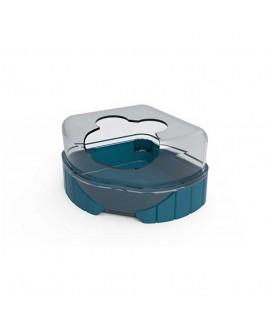 Toilette ad angolo blu Rody3 Zolux