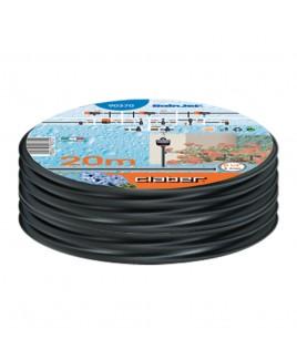 """Tubo capillare 1/4"""" per impianti irrigazione 20 mt Claber"""