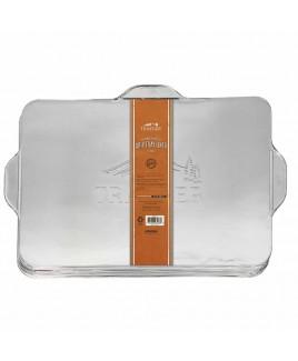 Vassoio antigoccia per barbecue Timberline 850 Traeger BAC570 conf da 5 pezzi