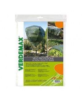 Velo di protezione in TNT verde 17g/mq 1,6x10 m Verdemax V006581