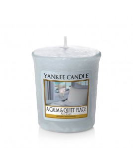 Votive A Calm And Quiet Place Yankee Candle
