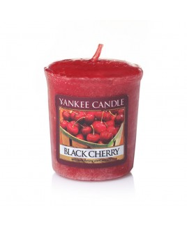 Votive Black Cherry Yankee Candle