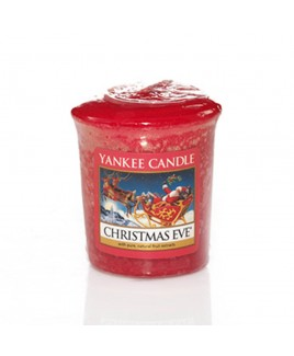 Votive Christmas Eve Yankee Candle