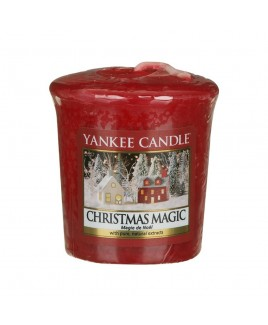 Votive CHRISTMAS MAGIC Yankee Candle