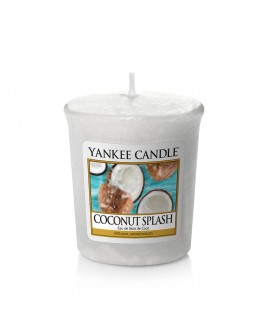 Votive Coconut Splash Yankee Candle