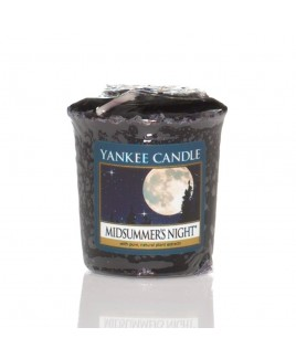 Votive Midsummers Night Yankee Candle