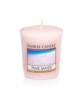 Votive Pink Sands Yankee Candle