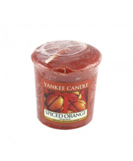 Votive Spiced Orange Yankee Candle