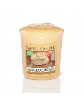 Votive Vanilla Cupcake Yankee Candle