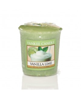 Votive Vanilla Lime Yankee Candle