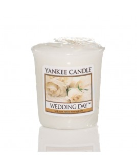 Votive Wedding Day Yankee Candle