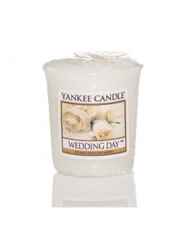 Votive Wedding Day Yankee Candle
