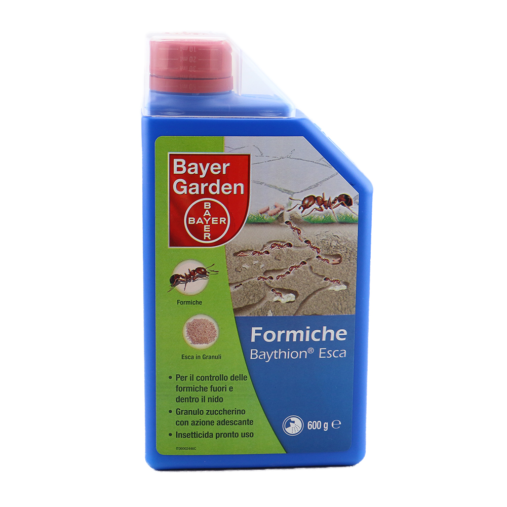 Esca per formiche baythion 600 gr bayer garden ebay for Esche per formiche