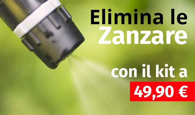 Kit Zanzare
